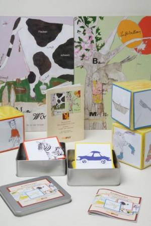 Erzählwürfel, Bildkartenset, Reisebegleiter, Meine Wörter reisen, Martina Ducqué, Christiane Strauss, SchauHoer Verlag, Sprachförderung
