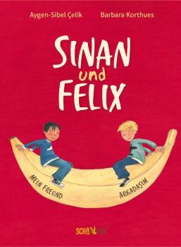 Sinan und Felix, Deutsch-Türkisch, Aygen-Sibel Çelik, bilinguales Kinderbuch, zweisprachig